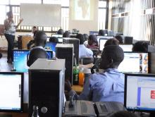 Wiki Africa and OSM mapping day