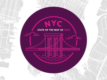 New York City; State of the Map US 2015